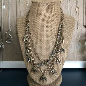 C + I Aventine Convertible Layered Necklace